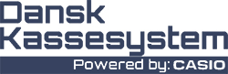 Dansk kassesystem Logo