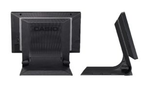 Casio V-R7100 bag fra